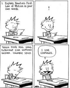 CartoonTestTaking