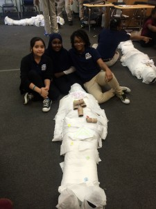 Mummies 2- Columubus