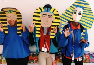 Mummy Masks 4