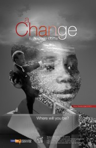 Mandela Spoken Word Poster